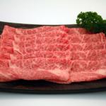 米沢牛すき焼きロース